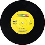 "Image of Like This 7"" (limited edition of 300)"