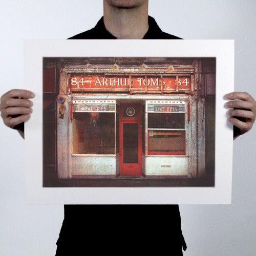 Image of Arthur Toms: Meat Pies Live Eels