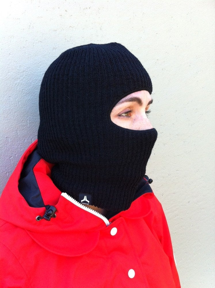 Image of Facemask / black , mantis united