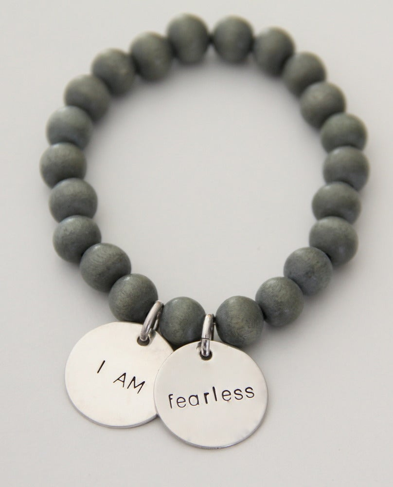 Image of I AM FEARLESS bracelet