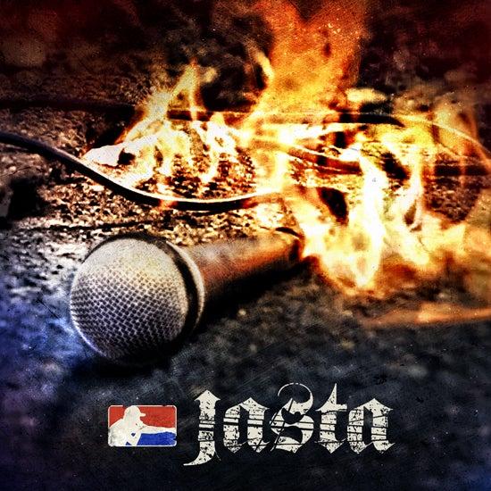 """Image of JASTA """"Self Titled"""" CD"""