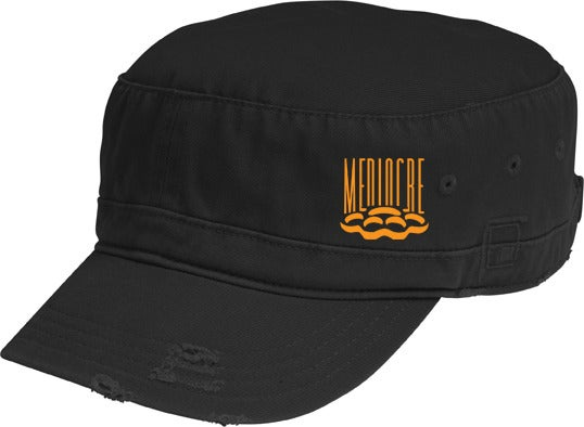 Image of Mediocre Military style hat