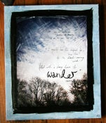 "Image of Wander - 20""x24"" Mixed media canvas"