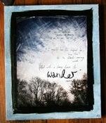 "Image of Wander - 20""x24"" Mixed media canvas"