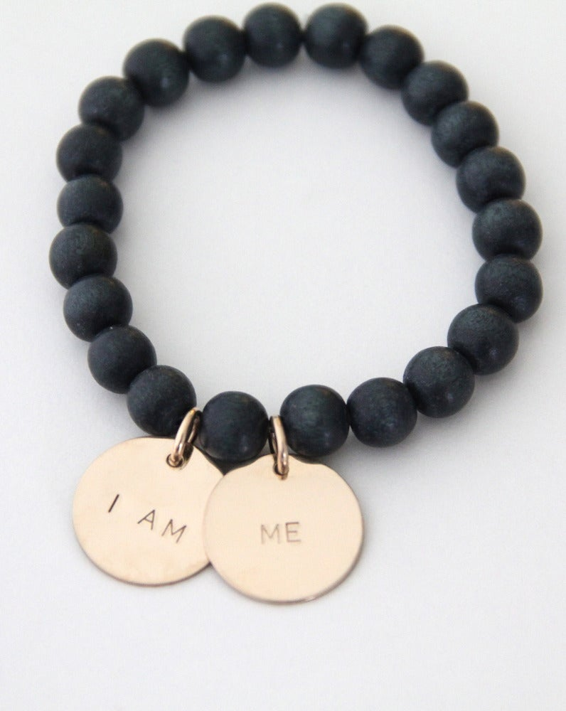 Image of I AM ME bracelet