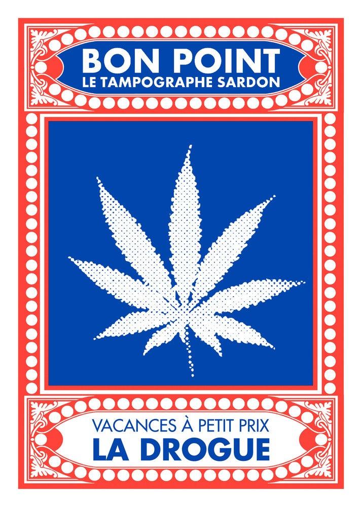 """Image of Sérigraphie """"Vacances à petit prix"""" - Sold Out"""