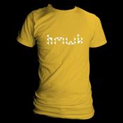 Image of Yellow T-Shirt