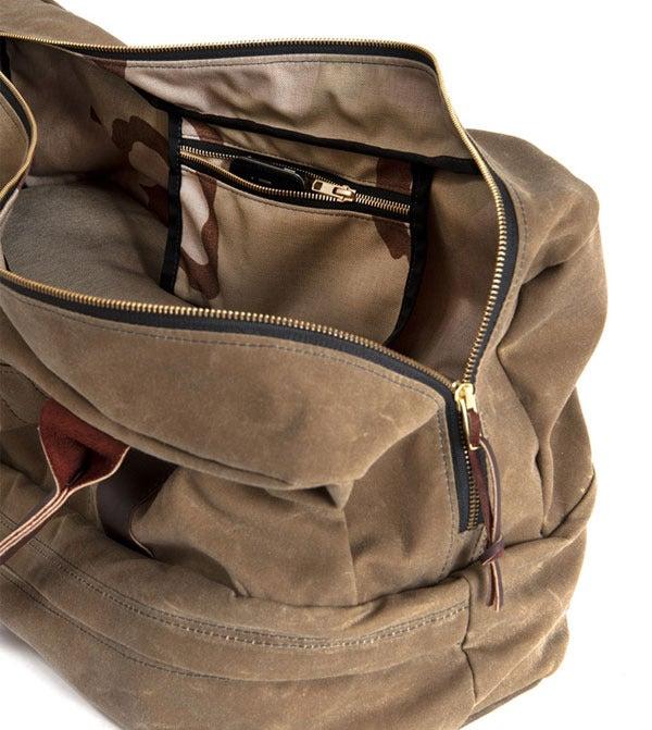 Image of D'Emploi Pilot Duffle Bag