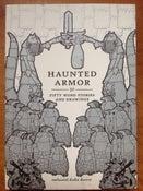 Image of HAUNTED ARMOR - Book w/ Album