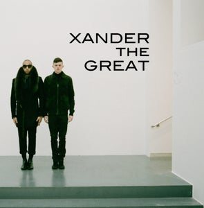 Image of Xander The Great - Bloodhound / Cold Skin 7""