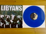 Image of LIBYANS -s/t- LP (on blue or black vinyl)