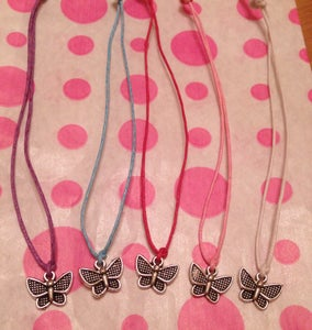 Image of 'Freedom' Butterfly Charm
