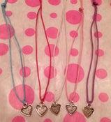 Image of 'Love' Heart Charm