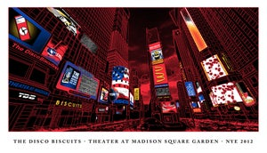 Image of The Disco Biscuits - NYE 2012 - Theater at Madison Square Garden