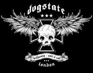 Image of Winged Skull T-shirts