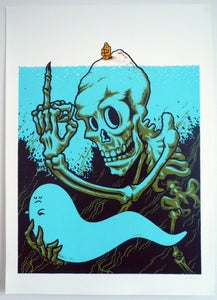 Image of ...And Sometimes Things Are Even Worse - Screen Print