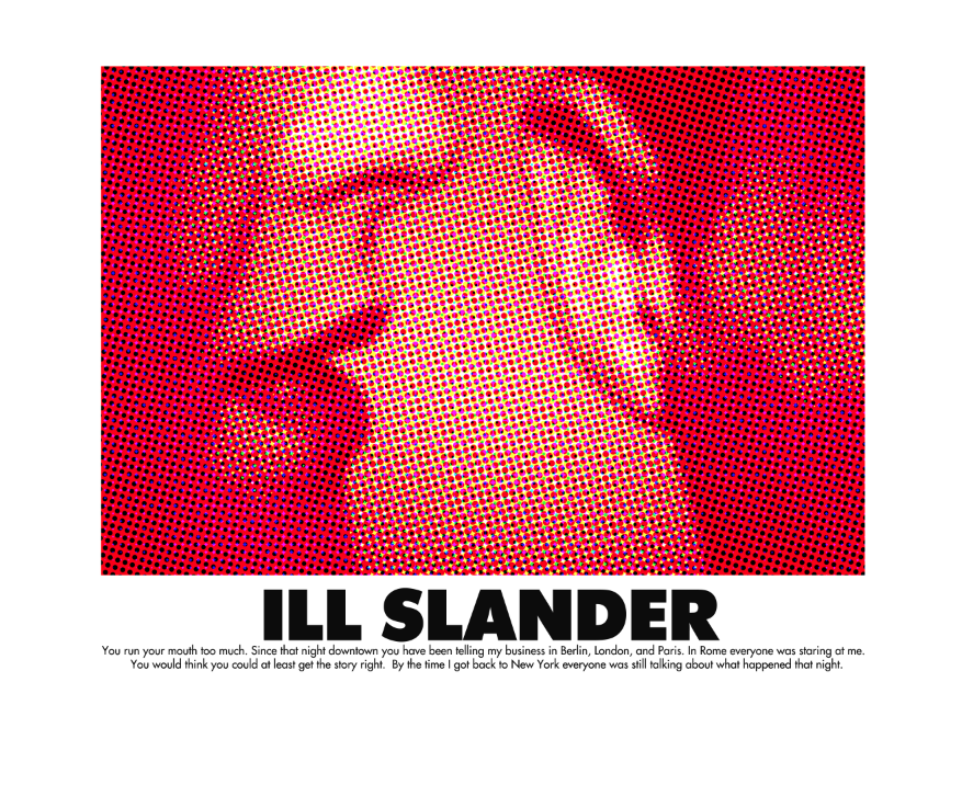 Image of C.O.I. SLANDER PHOTO COLOR TEE CLASSIC EDITION