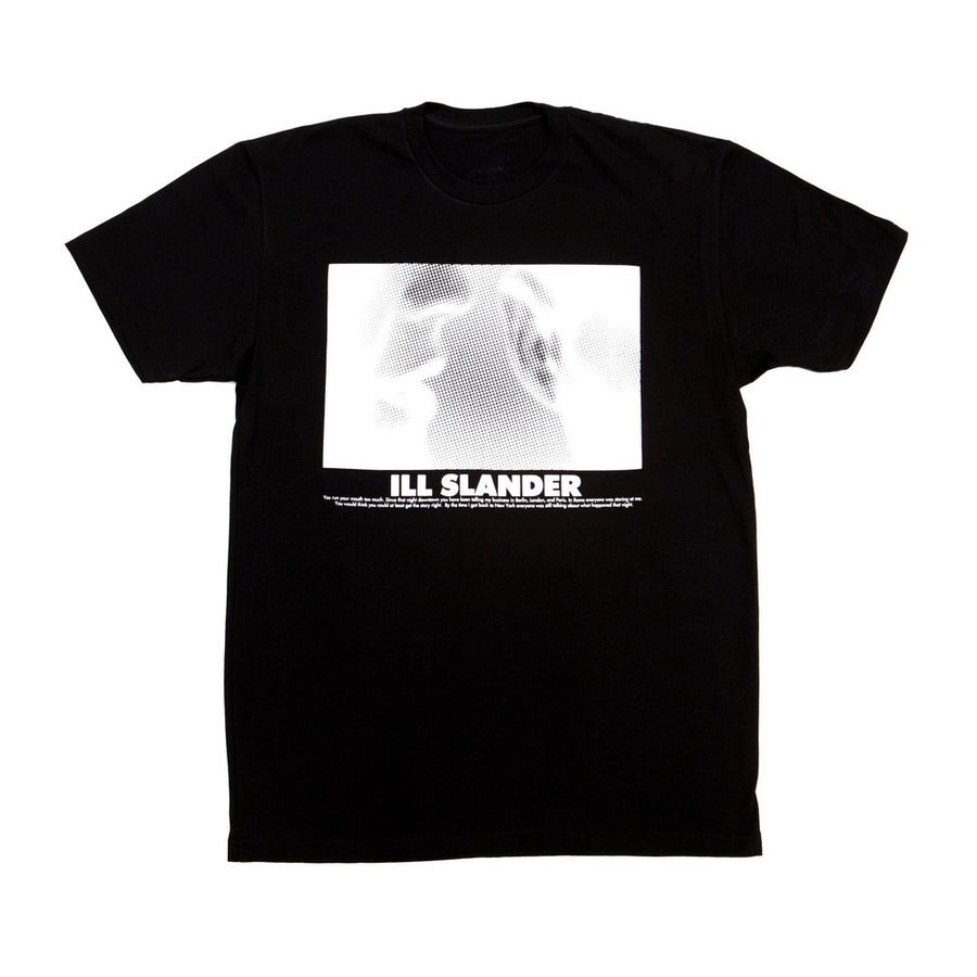 Image of C.O.I. SLANDER PHOTO B/W TEE CLASSIC EDITION