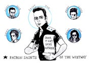 Image of Patron Saints of the Westway