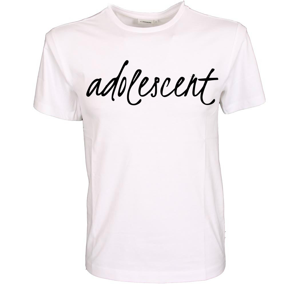 Image of Adolescent White Tee