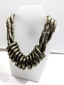 Image of Exclusive Chunky Hoop Necklace