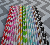 Image of POP Party Straws