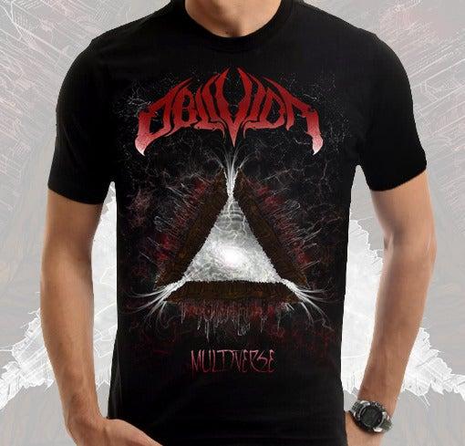 Image of OBLIVION - Multiverse T-shirt