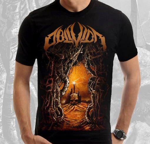 Image of OBLIVION - Enter Oblivion T-Shirt