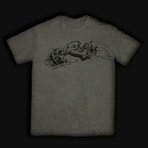Image of T-shirt The Buffalos Grey