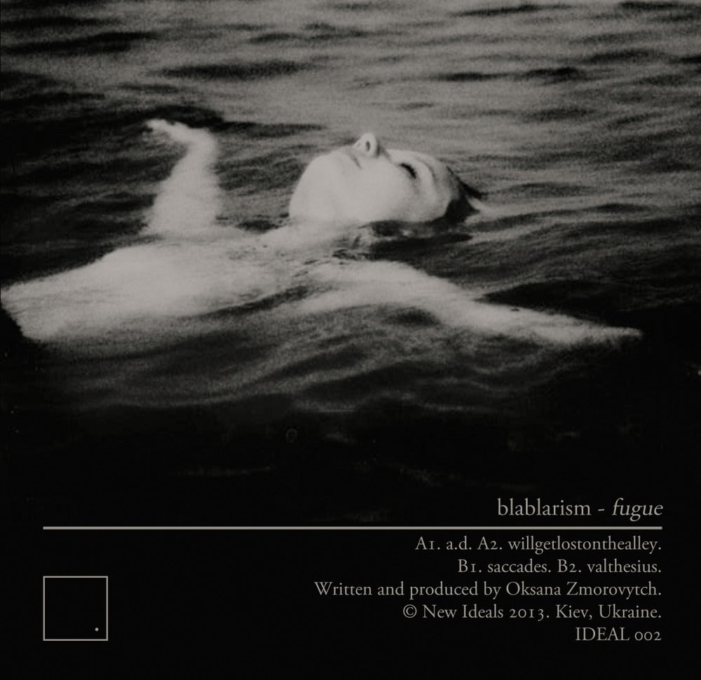 Image of blablarism - fugue (C20 EP)