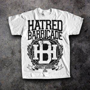 Image of HB Logo (White)