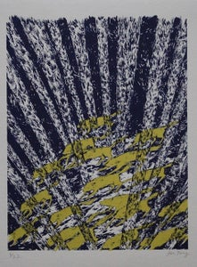 Image of Jen Tong: Creatures of Ghost Island: Wolf Pack (Silkscreen Print)