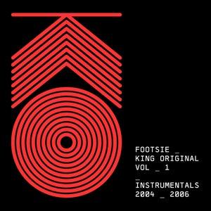 Image of Footsie - King Original Vol 1 CD
