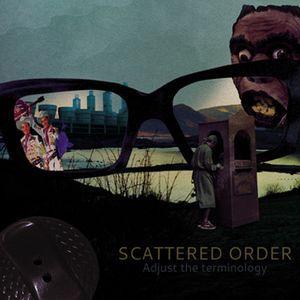 Image of Scattered Order – Adjust The Terminology CD