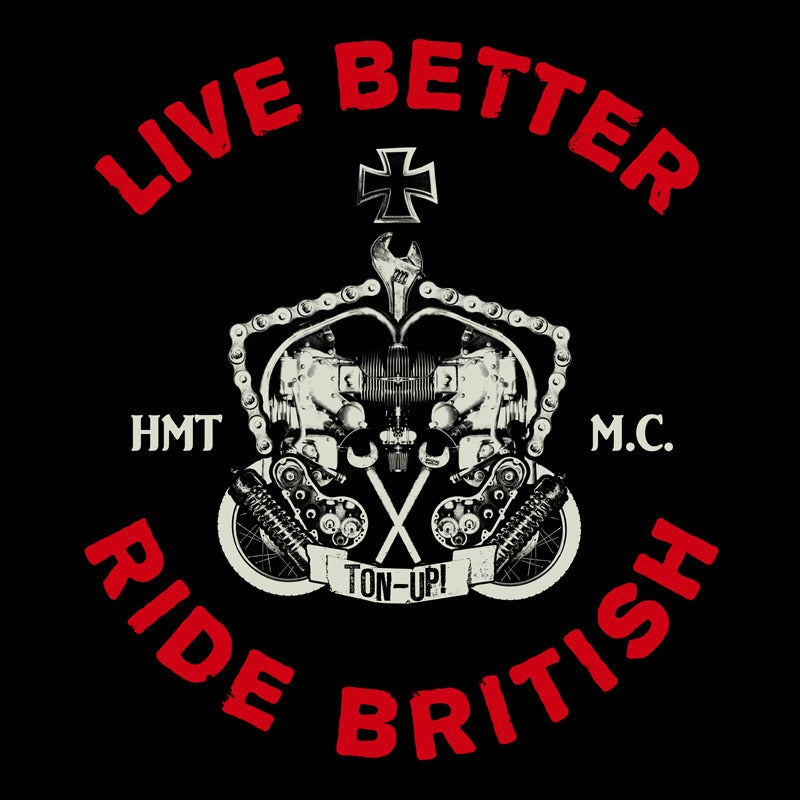 Image of Live Better Tee