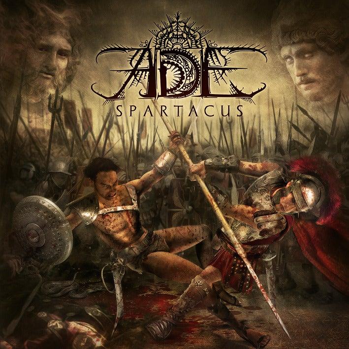 Image of SPARTACUS CD