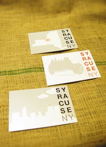 Image of syracuse postcard three-pack