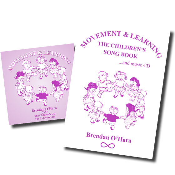 Image of The Children's - Songbook and CD