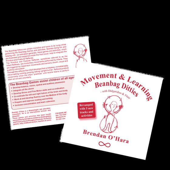 Image of Beanbag Ditties CD