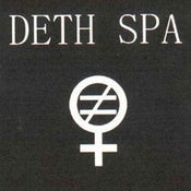 "Image of Deth Spa ""Saunic Youth"" cassette"
