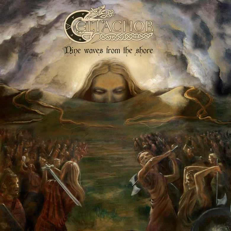 "Image of Celtachor ""Nine Waves From The Shore"""