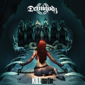 Image of Demigodz - KILLmatic CD