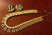 Image of Native Fringe Collar Necklace