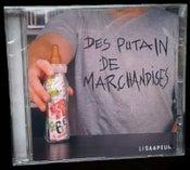 """Image of LP """"Des putain de marchandises"""""""