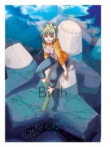 Image of Birth Kozue Amano Illustration Works 4