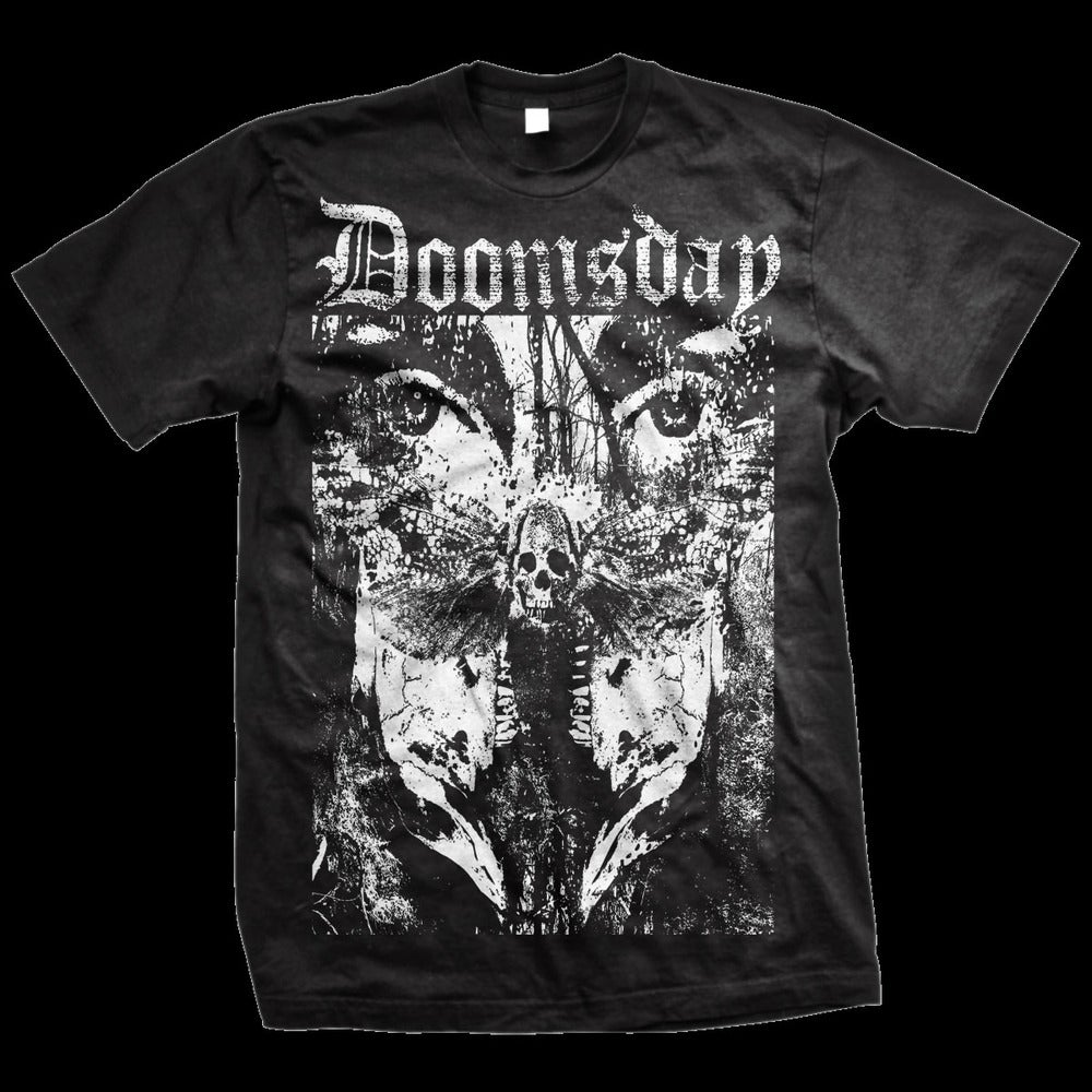 Image of Doomsday - Moth shirt