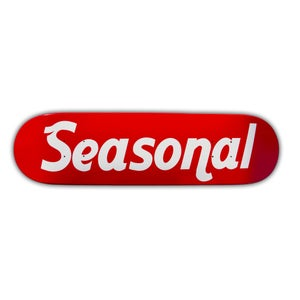 Image of Seasonal Basic Red Deck