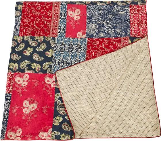 Image of KI fabric patchwork