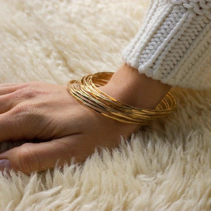 Image of Light bangles