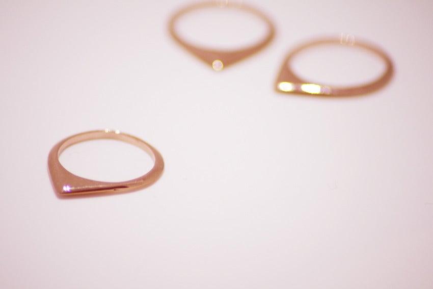 Image of Vega Ring - Rose Gold